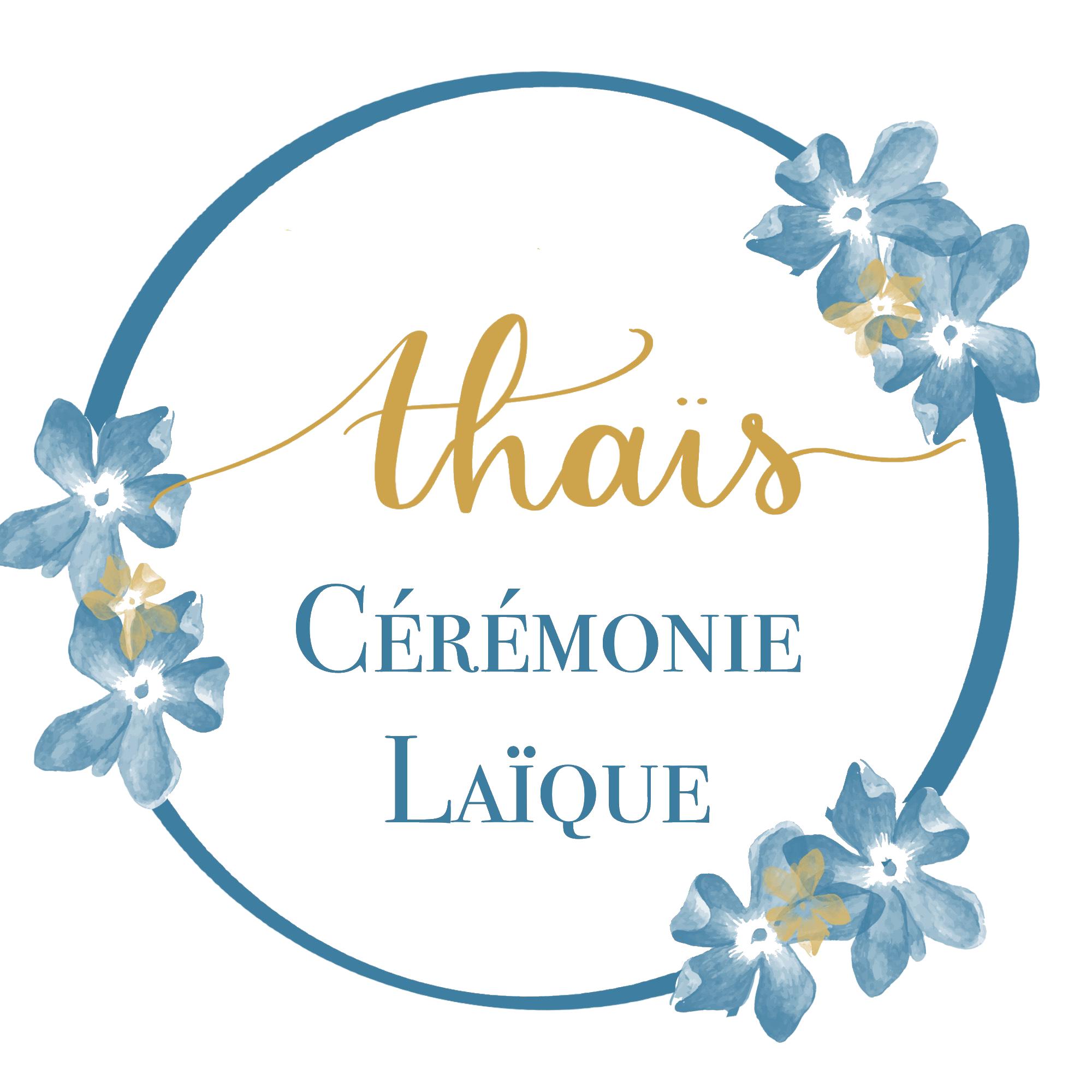 Thais Ceremonie Laique Logo